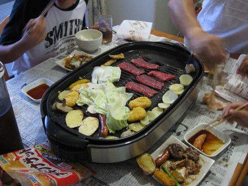 母ちゃんちの晩御飯とどたばた日記-焼き肉