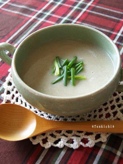 ふんわり香る舞茸のスープ
