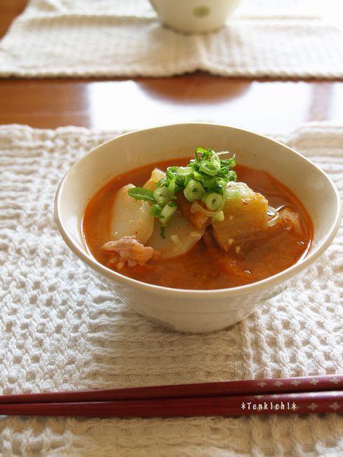 韓国風雑煮?