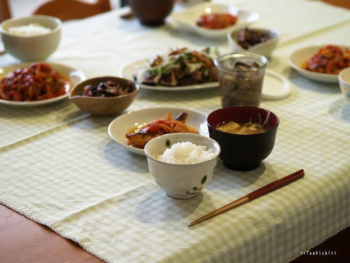 母ちゃんちの晩御飯とどたばた日記-2009年5月6日