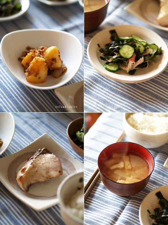 母ちゃんちの晩御飯とどたばた日記-和風