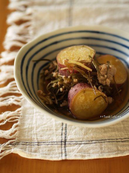 母ちゃんちの晩御飯とどたばた日記-サツマイモ