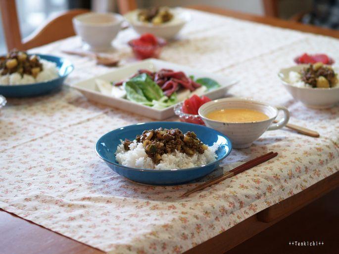 母ちゃんちの晩御飯とどたばた日記-2009年5月5日