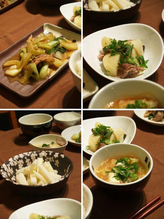 頂き物のお野菜満載