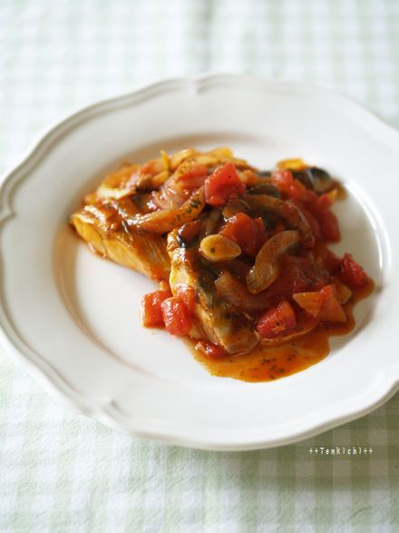 母ちゃんちの晩御飯とどたばた日記-サバトマト