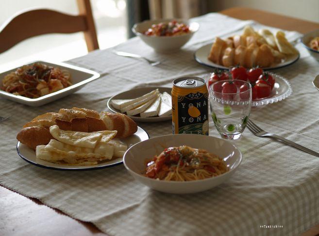 母ちゃんちの晩御飯とどたばた日記-5月24日ランチ