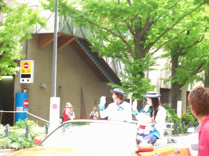 横浜観光親善大使2