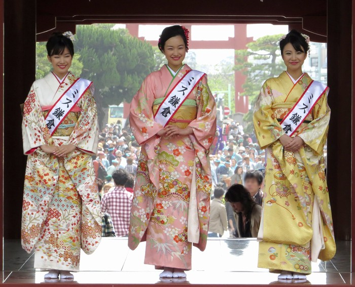 10ミス鎌倉3人