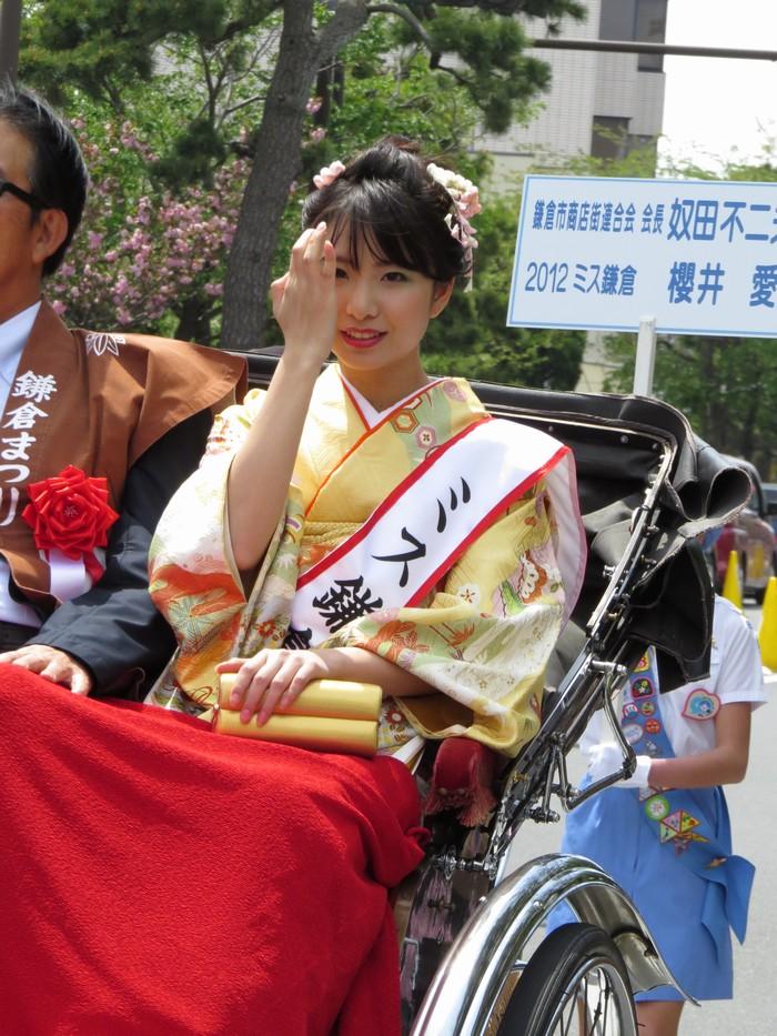 02江口桃子パレード