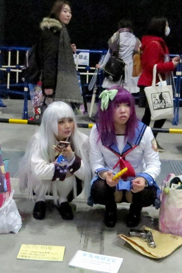 Anime Japan 2017 その37(赤羽百苺&芋洗坂ぽてと)