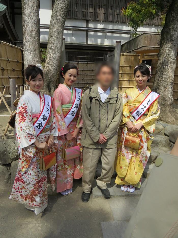 14ミス鎌倉記念写真