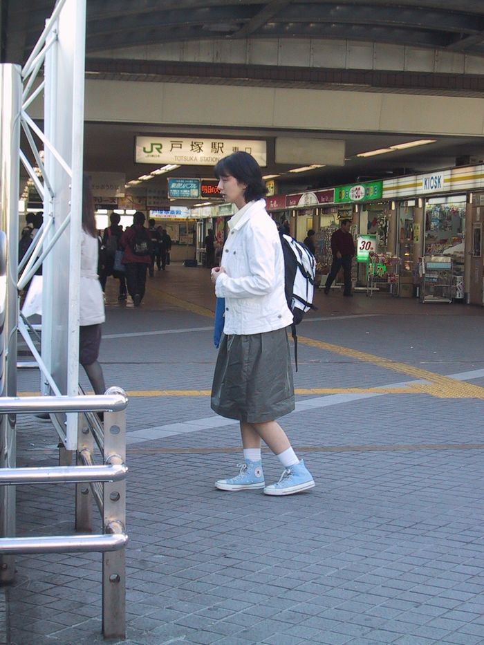 再開発の裏側で(JR東海道線・戸塚駅東口)