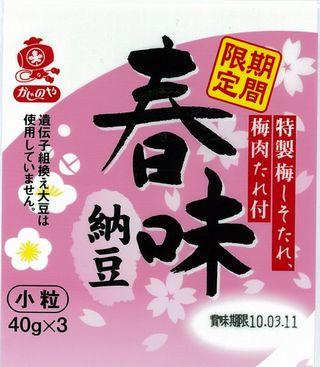 春味納豆(カジノヤ)