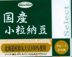 東急セレクト国産小粒納豆