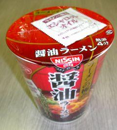 日清醤油ラーメン