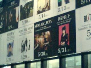 20090531 03 MOSAIC.WAV ライブ