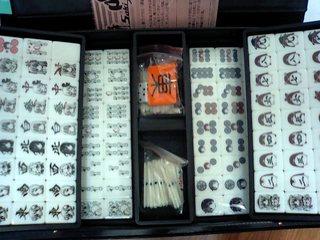 20091122 00 咲麻雀牌