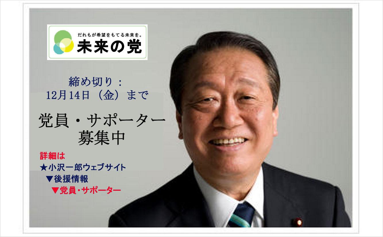 日本未来の党 (政治団体)の画像 p1_18