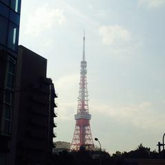 今日のタワー
