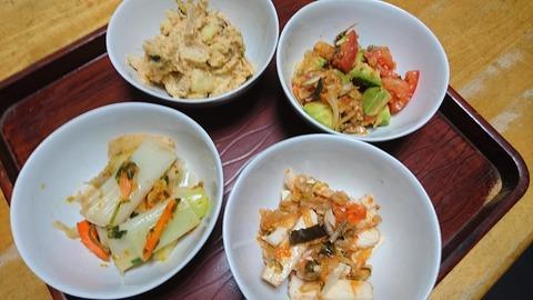 キムチ料理1