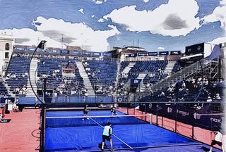 パデル テニス スカッシュ スペイン 名古屋