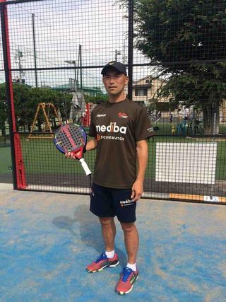 パデル テニス スカッシュ 日本代表 ウェア