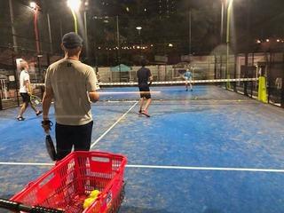 パデル テニス スカッシュ スポル 名古屋