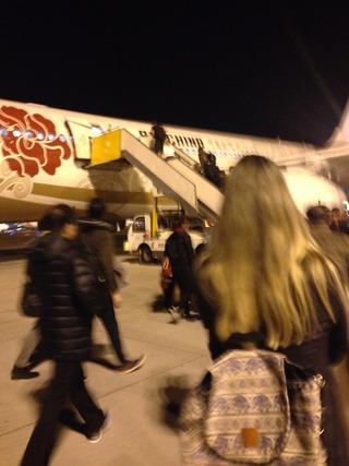 エアチャイナ スペイン パデル padel 北京首都国際航空