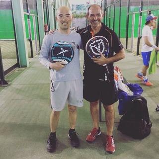 パデル padel スクール コーチ スペイン