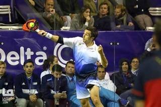 パデル テニス スカッシュ スペイン アルゼンチン