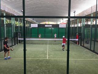 パデル テニス スカッシュ スポル
