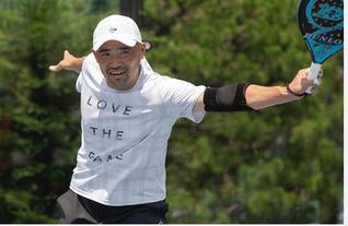 padel パデル テニス ハイブリッドスポーツ