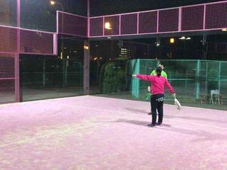 パデル テニス スカッシュ 大井町 スポル