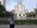 スペイン広場 inマドリード