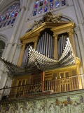 トレド大聖堂 パイプオルガン