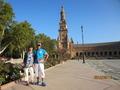 スペイン広場 2ショット-2