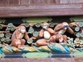 東照宮 3猿