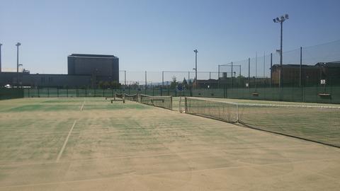 守山市民運動公園テニスコート