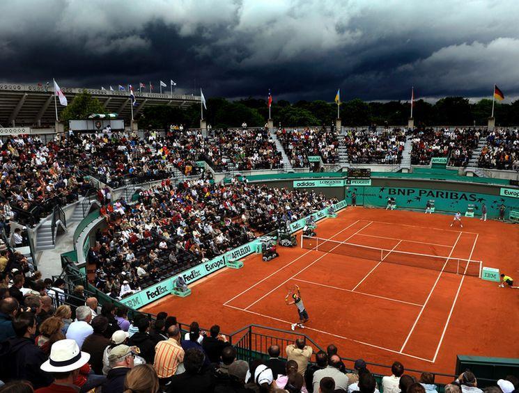 フランスのテニス情報 : 全仏オープンテニス 5月27日 <4日目の ...