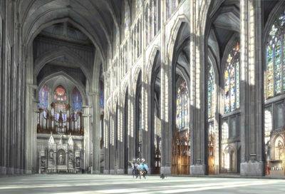綺麗な教会