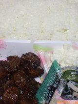 砂肝弁当¥530