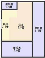キャナル・コートレフトロフト(3階)