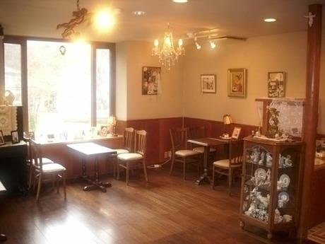 天使堂カフェコーナー201103