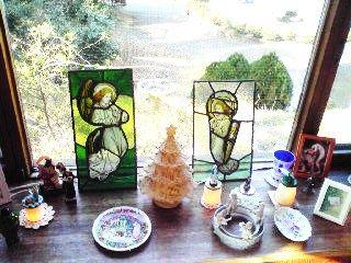 北窓クリスマスツリー