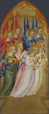 Seraphim, Cherubim and Adoring Angels