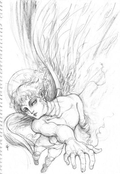天使の崩壊