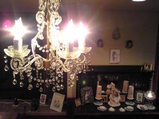 幻天使の百合の花 展示風景