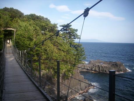 吊り橋 伊豆高原駅より徒歩約20分