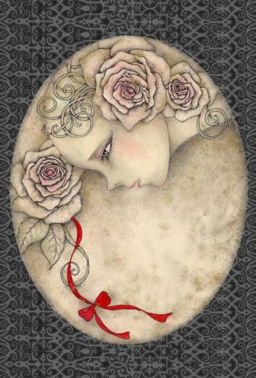 「花言葉」 安蘭