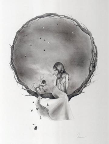 01悲しみの花輪m
